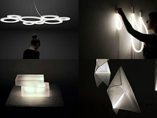 Dark Matter - A collection of lights:   door Studio Truly Truly