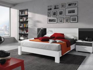Dormitorios y Armarios: Dormitorios de estilo  de Baixmoduls