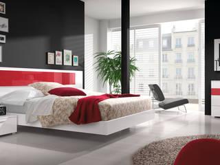 Dormitorios y Armarios Dormitorios de estilo moderno de Baixmoduls Moderno
