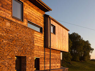 The Larch House par Millar+Howard Workshop Moderne