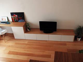 Ristrutturazione Appartamento e Interior Design: Case in stile in stile Scandinavo di Pika Architetti