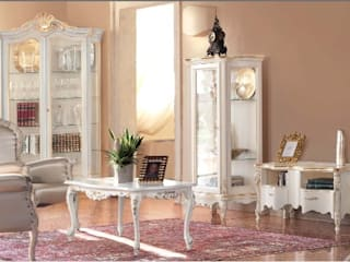 Classic style dining room by BL mobili Classic