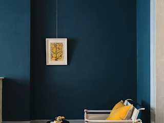 Salones de estilo  de Farrow & Ball, Escandinavo