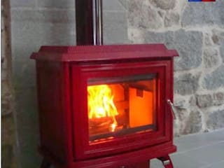 Poêles à bois Charleston par Académie du feu