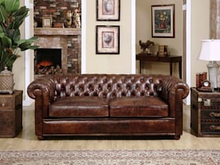 Things to Consider in Choosing Your Chesterfield Sofa Locus Habitat Living roomSofas & armchairs