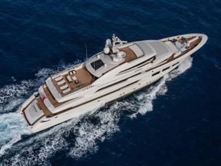 Iates e jatos mediterrânicos por CRN SPA - YACHT YOUR WAY-