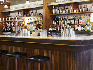 Hoxton Hotel, Holborn Modern bars & clubs by Ennismore Modern