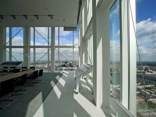 Maastoren Moderne kantoorgebouwen van Dam & Partners Architecten Modern
