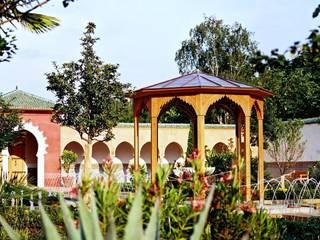 Orientalischer Garten, Berlin:  Garten von Kamel Louafi Landschaftsarchitekten