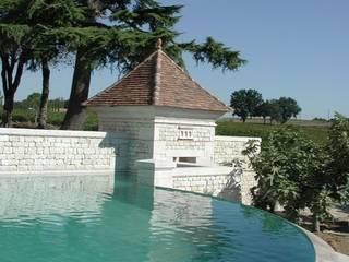 Dordogne: Jardin de style  par Lonca