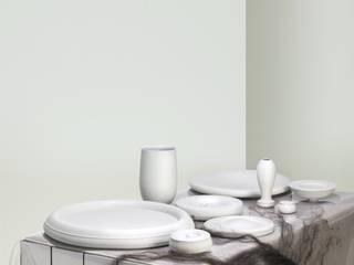 Haft Sin collection Light Gray:   door Hozan Zangana studio