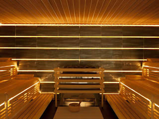 corso sauna manufaktur gmbh Saunas Madera Marrón