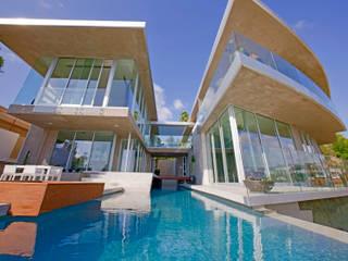 Blue Jay Way Casas modernas por McClean Design Moderno