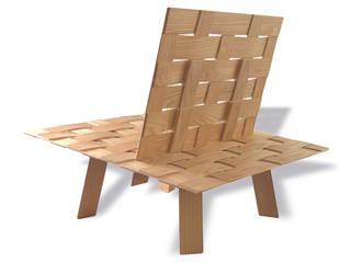 Mitte Chair von Vierzudrei Creative Network