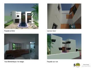 Maison Bioclimatique par Ecotech-Architecture Moderne