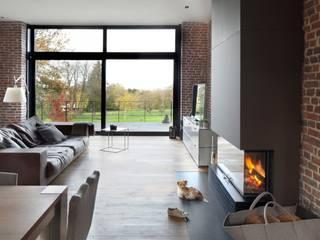 modern Living room by SONJA SPECK FOTOGRAFIE