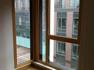Logements BBC par DDB ARCHITECTURE Moderne