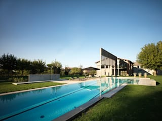 PRIVATE HOUSE – CST – 2013 BARTOLETTI CICOGNANI Infinity pool