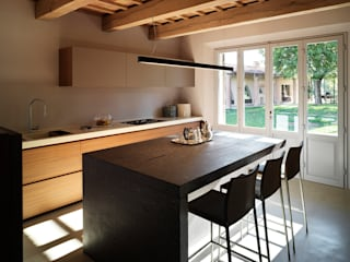 PRIVATE HOUSE – CST – 2013 BARTOLETTI CICOGNANI Modern kitchen