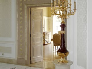 Corridor, hallway & stairs by DECORMARMI SRL
