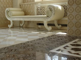 Luxury Design - Ville - Private Residence Bagno di DECORMARMI SRL