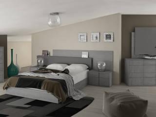 Futura Bedroom:  in stile  di Status Italy