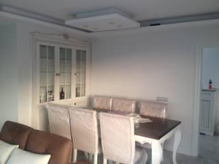 Narlıdere-Daire Tadilatı e.a Interior Design Klasik