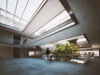 Moderne Bürogebäude von AF Arquitetura Modern