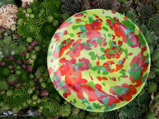 Assiette en porcelaine:  de style  par Zéphyr & Co