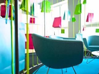 Sabine Oster Architektur & Innenarchitektur (Sabine Oster UG) Locaux commerciaux & Magasin modernes