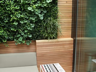 Private Courtyard de Biotecture