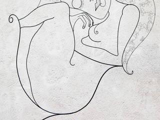 Tendre Soupir:  de style  par , LoR  Sculpteur Fildefériste