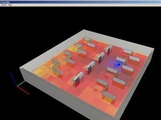 Berechnung und Beurteilung von Schall in Räumen:   von DataKustik GmbH