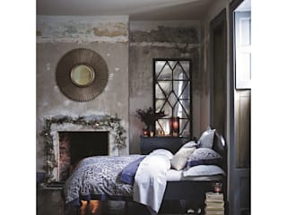 Christmas Lifestyle Rustic style bedroom by M&S Rustic