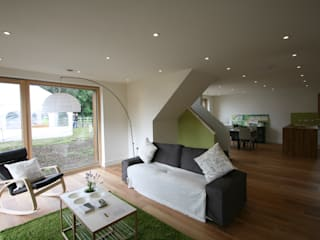 Howe Park Passivhaus:   by Eco Design Consultants