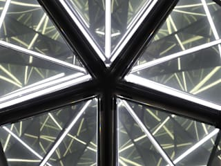 BULK Project, Icosaedro - Torre del Chianti di Architetto Leonardo Biagi Minimalista