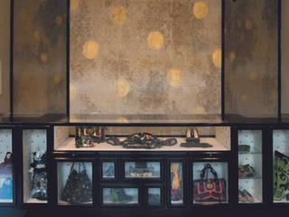 pannelli decorativi per il negozio di Kenzo 2007 di Francesca Zoboli Eclettico