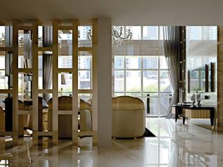 modern Living room by Turri srl
