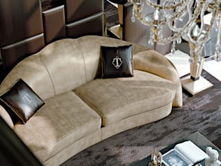 STARDUST divano:  in stile  di Turri srl