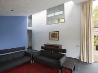 Woonhuis Pantekoek:  Woonkamer door Groeneweg Van der Meijden Architecten, Modern