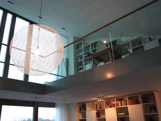 Woonhuis Joosse:  Woonkamer door Groeneweg Van der Meijden Architecten, Modern