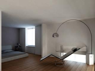 App.13, Palazzo Martini di Cigala: Soggiorno in stile in stile Moderno di Studio Deal - Architettura d'Interni -