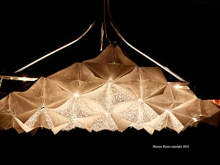 Chandelier:   by Sharyn Dunn