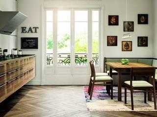 Dining room by Werkstätte Berndt GmbH