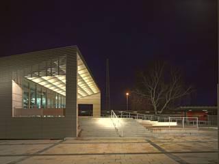 Bahnhofsvorplatz Falkenberg:  Veranstaltungsorte von Konzeptlicht lighting solutios GmbH