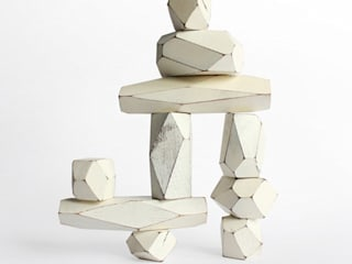 Faceted Building Blocks: modern  by Fate London, Modern