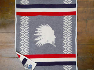 Pendleton Heroic Chief blanket: eclectic  by Fate London, Eclectic