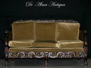 -:  de estilo  de De Alma Antigua