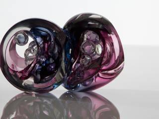 Brain Series:   by Charlotte Wilkinson Glass