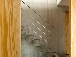 Modern Koridor, Hol & Merdivenler GIAN SALIS ARCHITEKT Modern